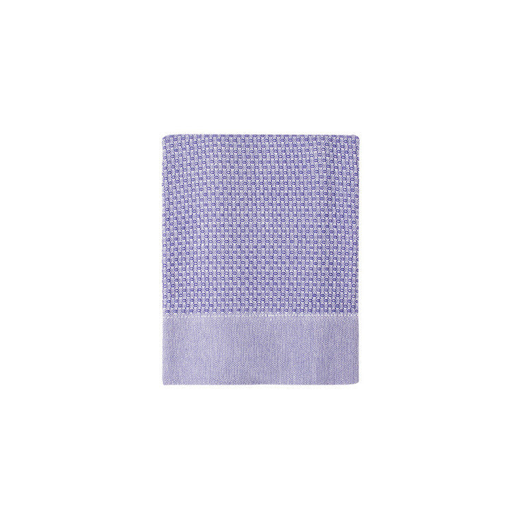 Violet Honeycomb Turkish Peshtemal Towel - Simple Life Istanbul   - 3
