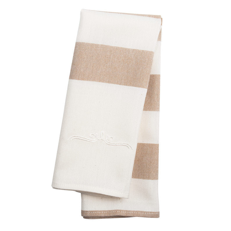 Set of Beige Milas Napkin - Simple Life Istanbul   - 1