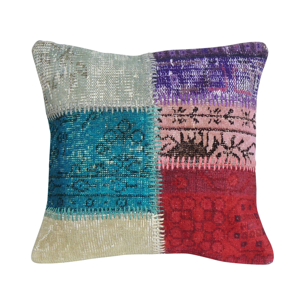 Carpet Patchwork Pillowcase III - Simple Life Istanbul   - 1