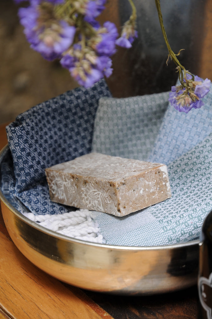 Black Clay Natural Soap - Simple Life Istanbul   - 3