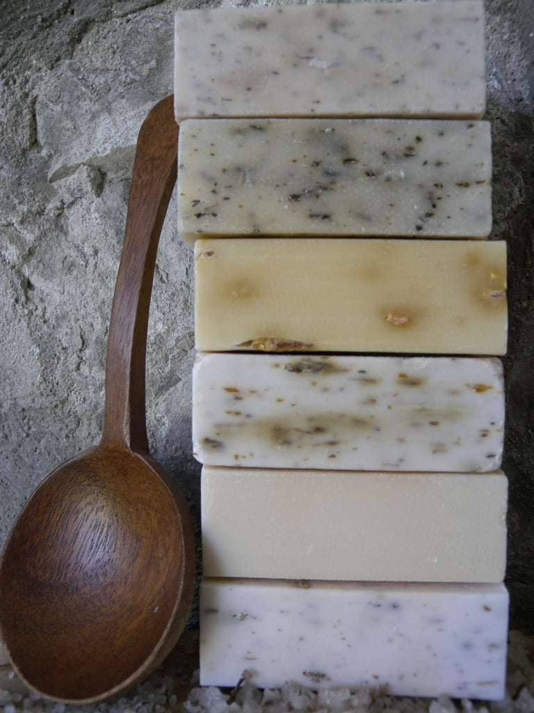 Oatmeal Natural Soap - Simple Life Istanbul   - 2