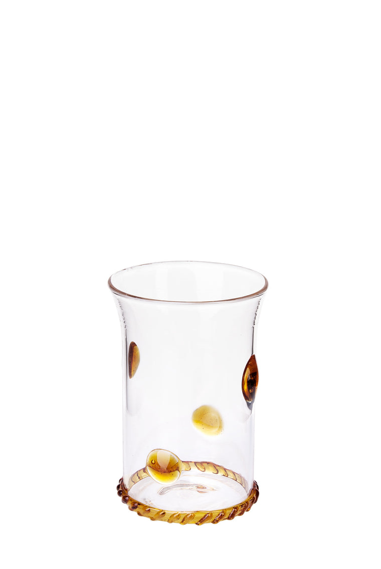 Yellow Vodka Shot Glass - Simple Life Istanbul   - 1