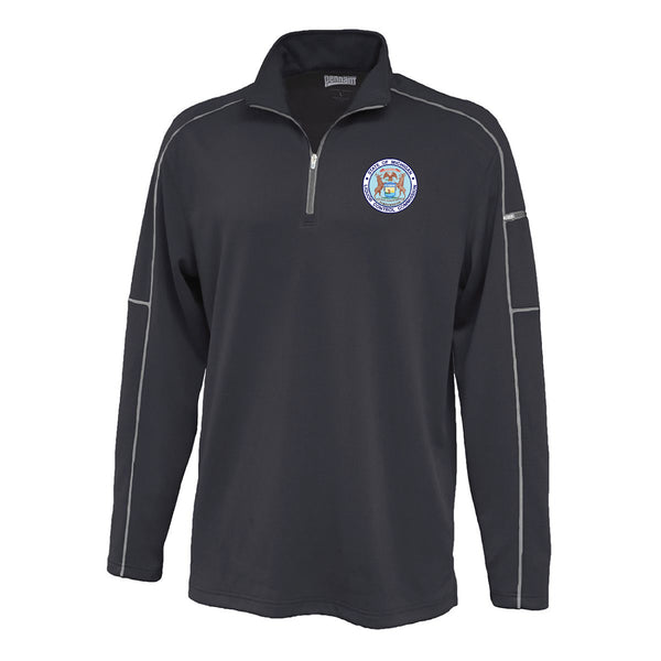 Adult MLCC Precision mid-weight 1/4 zip