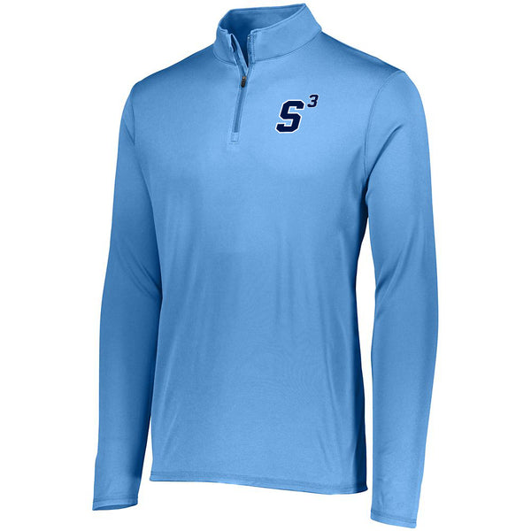 Youth S3 Attain 1/4 Zip Performance Pullover