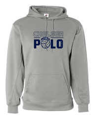 Adult Chelsea Water Polo Performance Hooded Sweatshirt