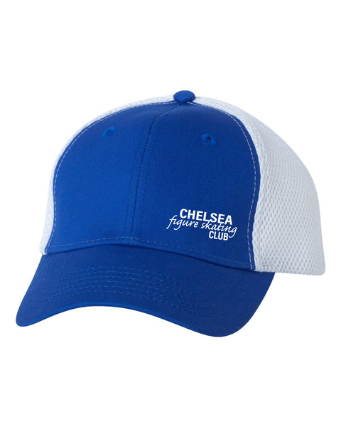 Chelsea Figure Skating Adjustable Hat
