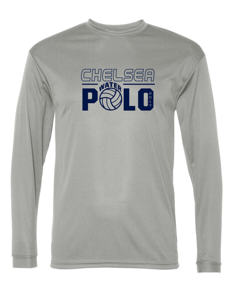 Adult Chelsea Water Polo Long Sleeve Performance Shirt