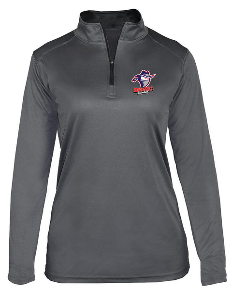 Ladies Renegades B-Core 1/4 Zip