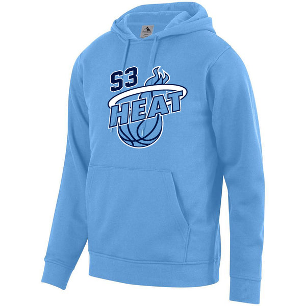 Adult S3 Fleece Hoody