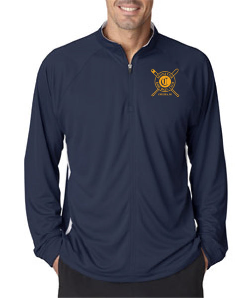 Adult Chelsea Monitors Cool & Dry 1/4-zip Pullover