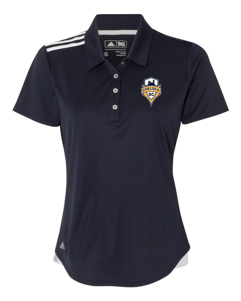Ladies Chelsea SC Adidas Polo