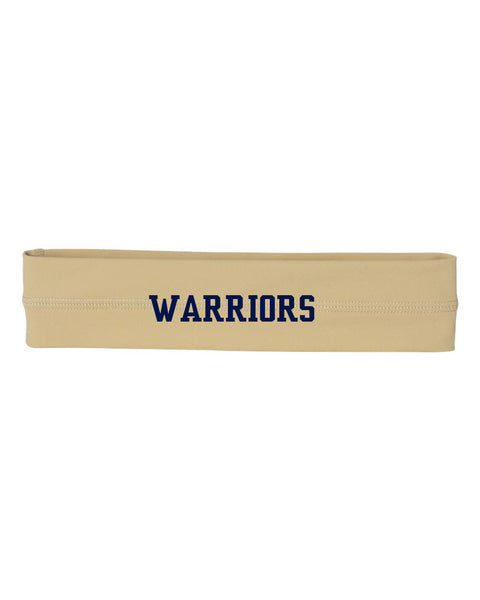 Grass Lake Warriors Headband - Vegas Gold