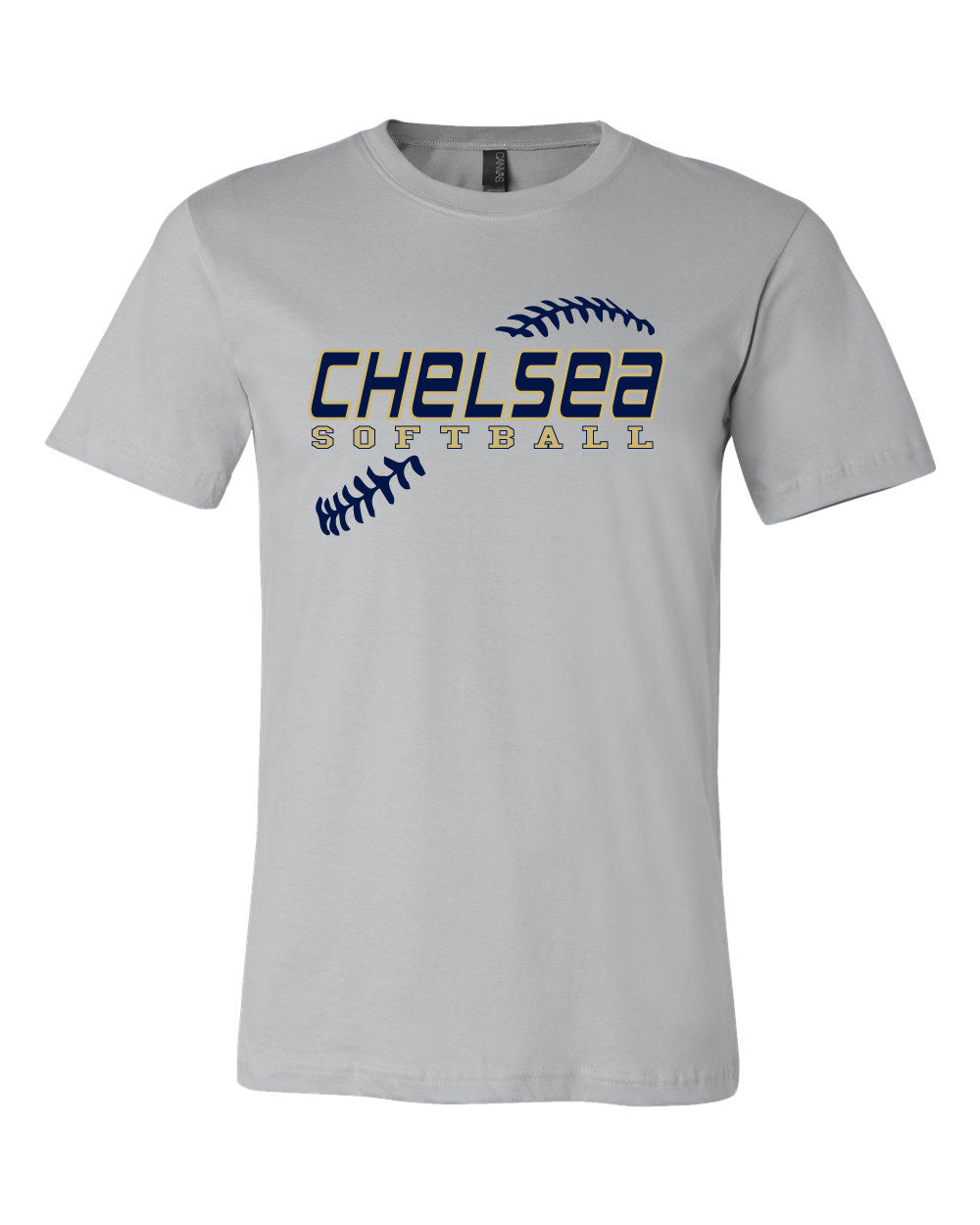 Adult Chelsea Softball Premium T-shirt