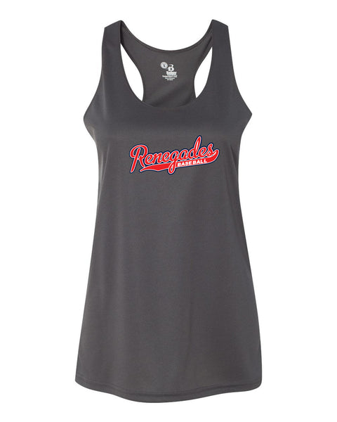 Ladies Renegades B-Core Racerback Tank