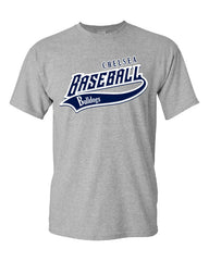 Adult Baseball Cotton T-Shirt - CB002
