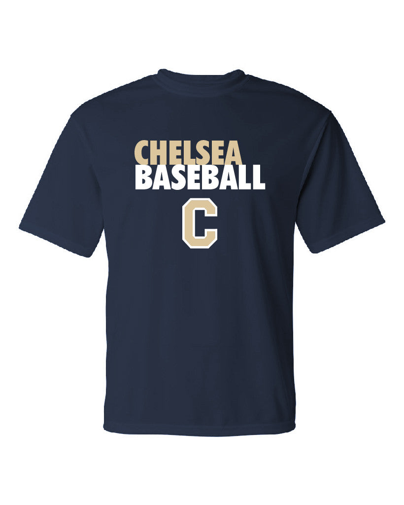 Youth Baseball Performance Shirt CB004