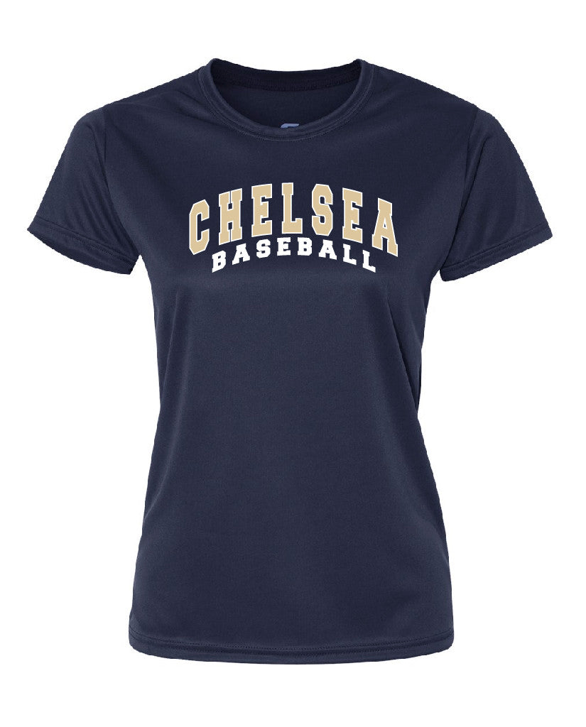Ladies Baseball Performance Shirt - CB003