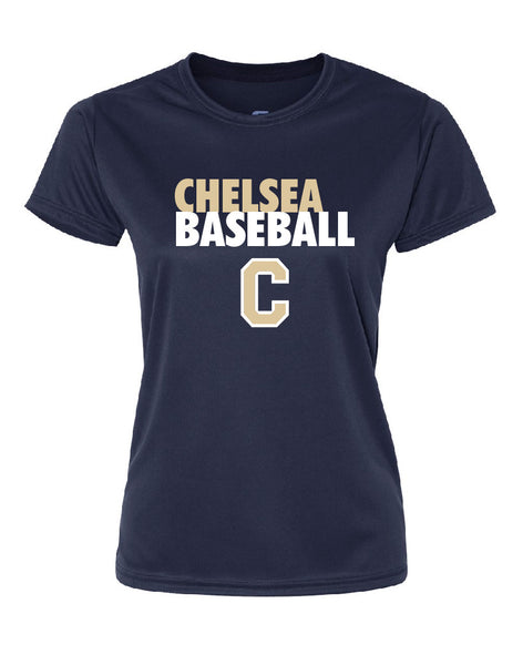 Ladies Baseball Performance Shirt - CB004