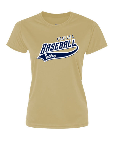 Ladies Baseball Performance Shirt - CB002