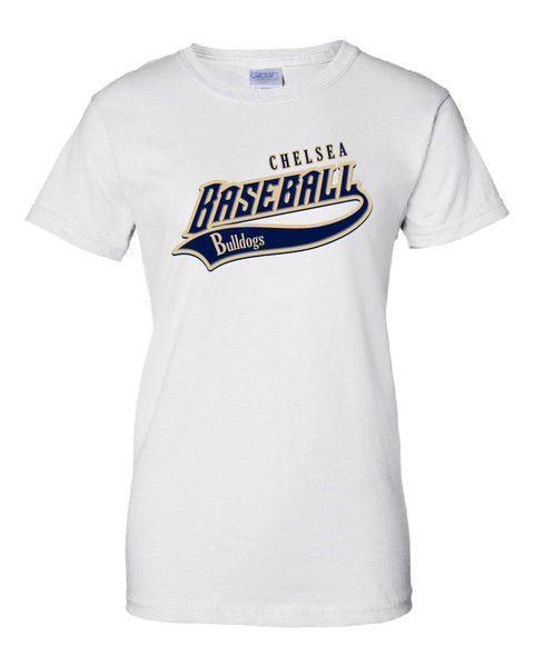 Ladies Baseball Cotton T-Shirt - CB002
