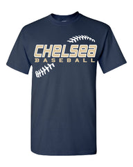 Youth Baseball Cotton T-Shirt - CB001