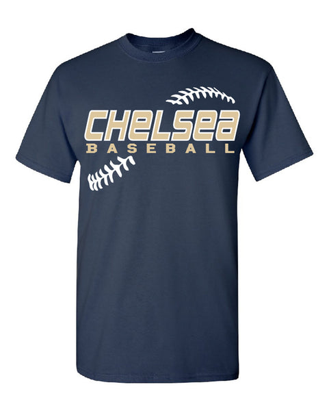Adult Baseball Cotton T-Shirt - CB001