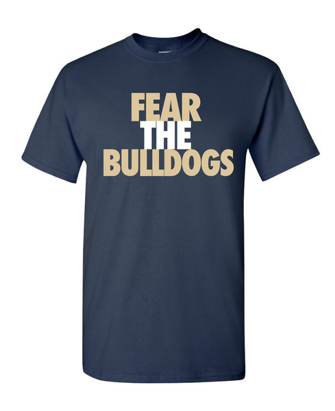 Adult Bulldogs Cotton T-Shirt - D017