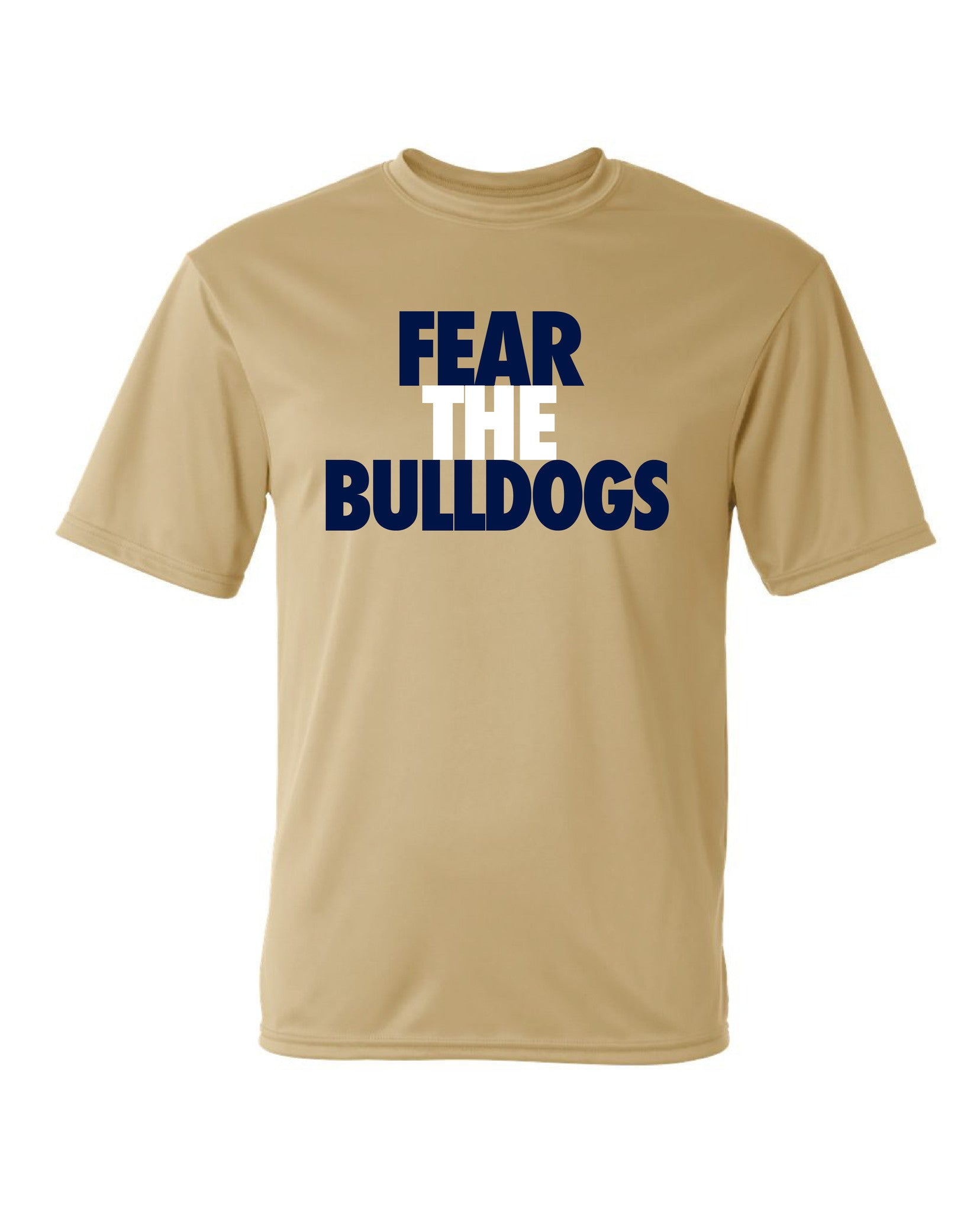 Youth Bulldogs Performance Shirt - CB017