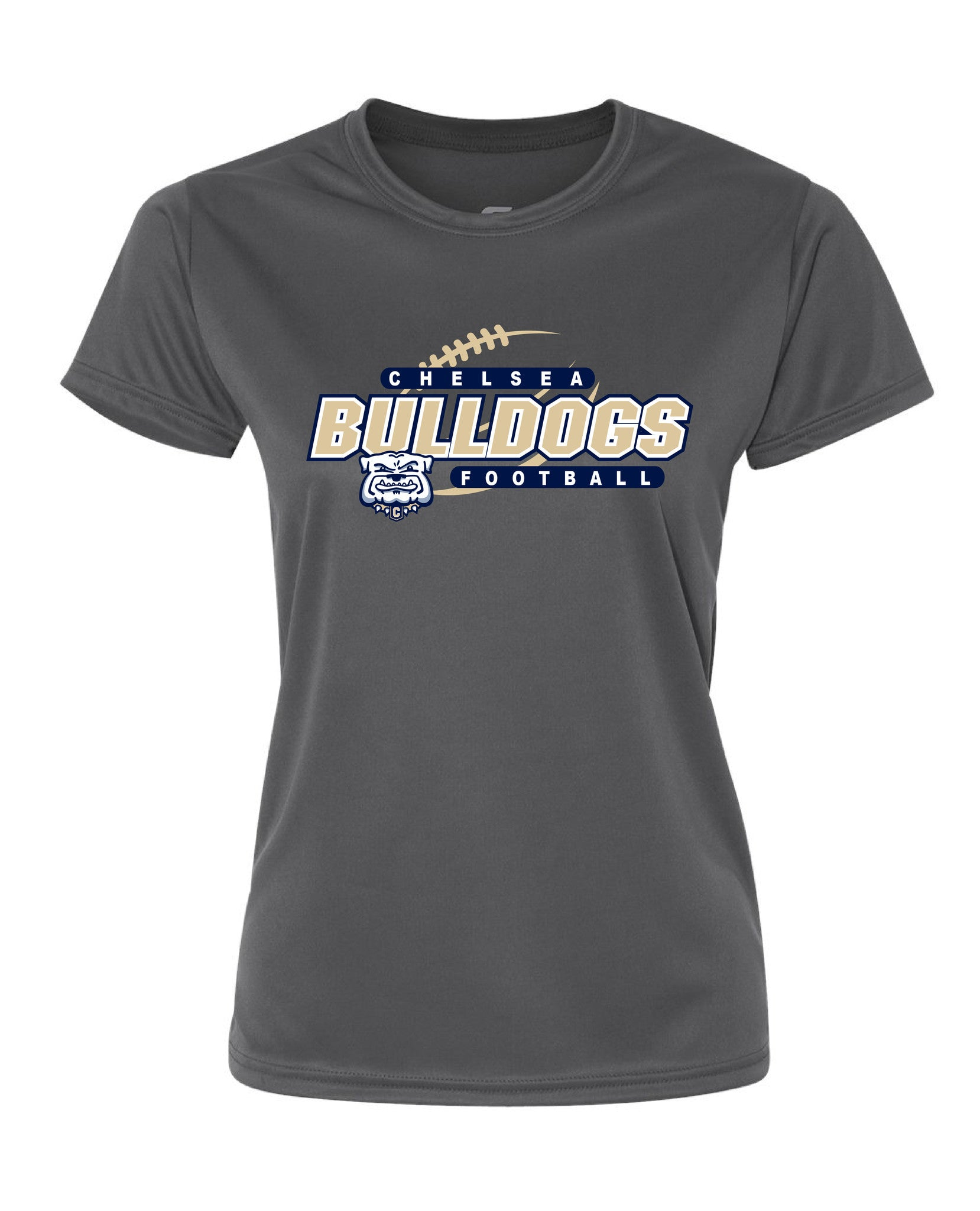 Ladies Chelsea Football Performance Shirt - D0004