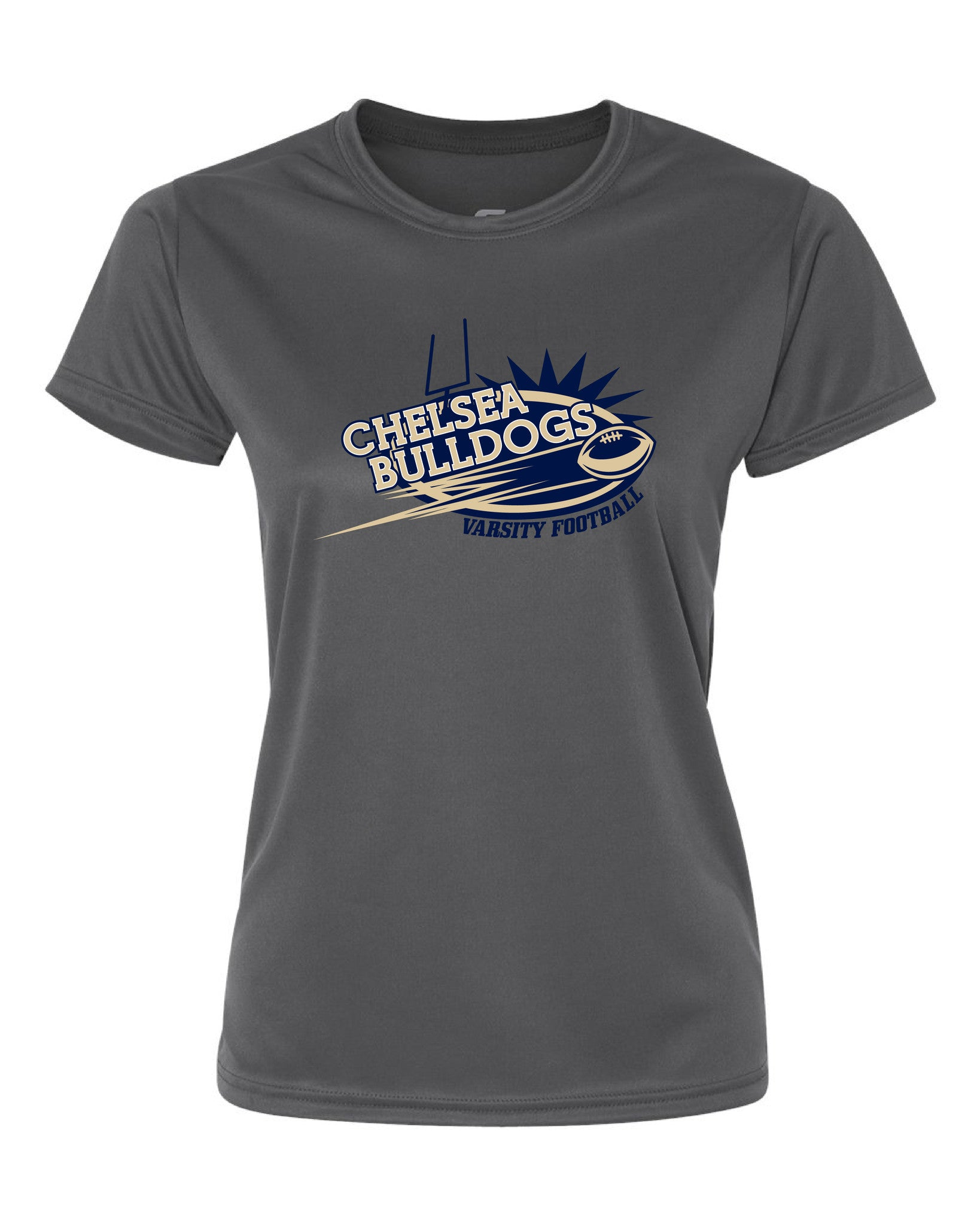Ladies Chelsea Football Performance Shirt - D0007