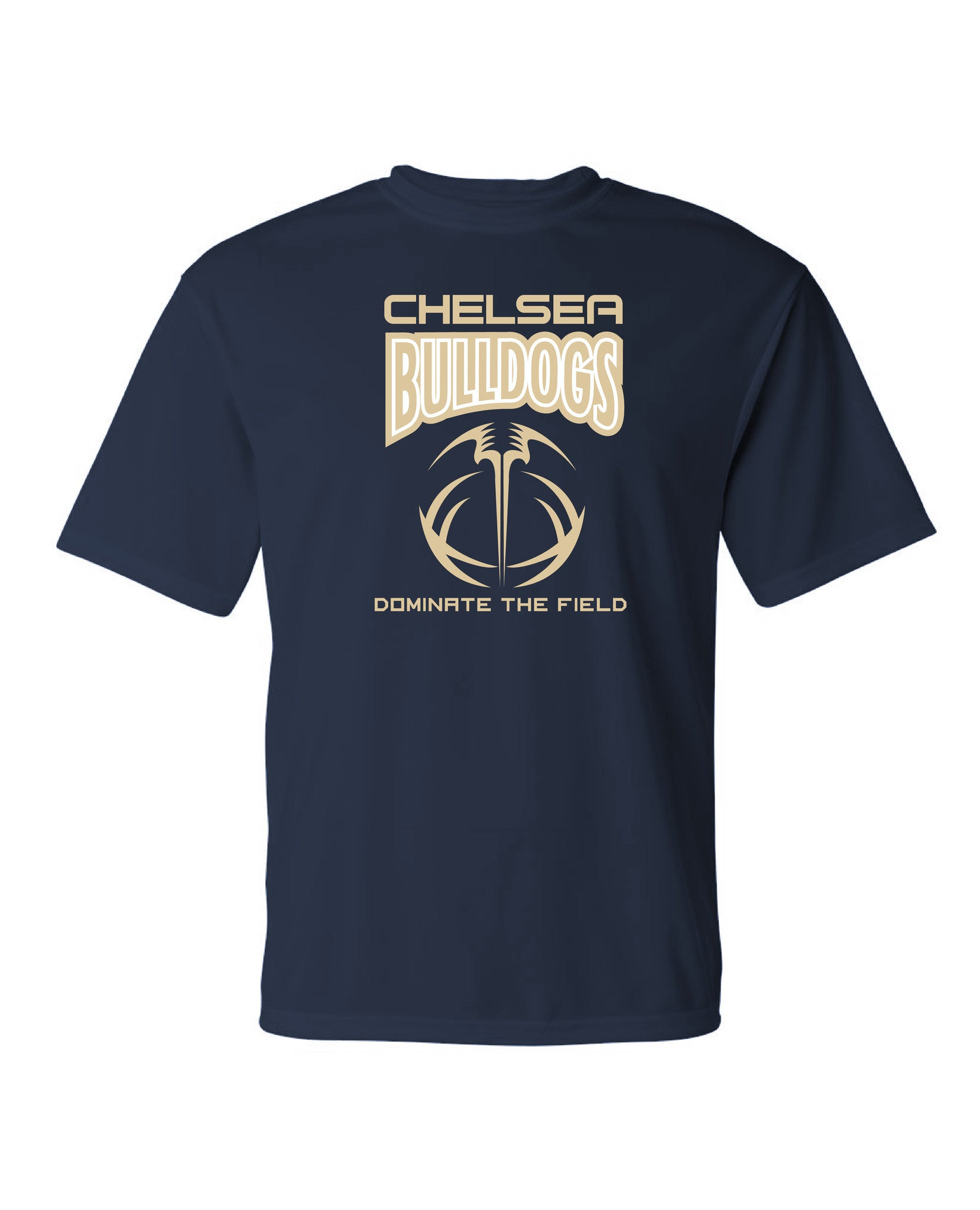 Adult Chelsea Football Performance Shirt D002
