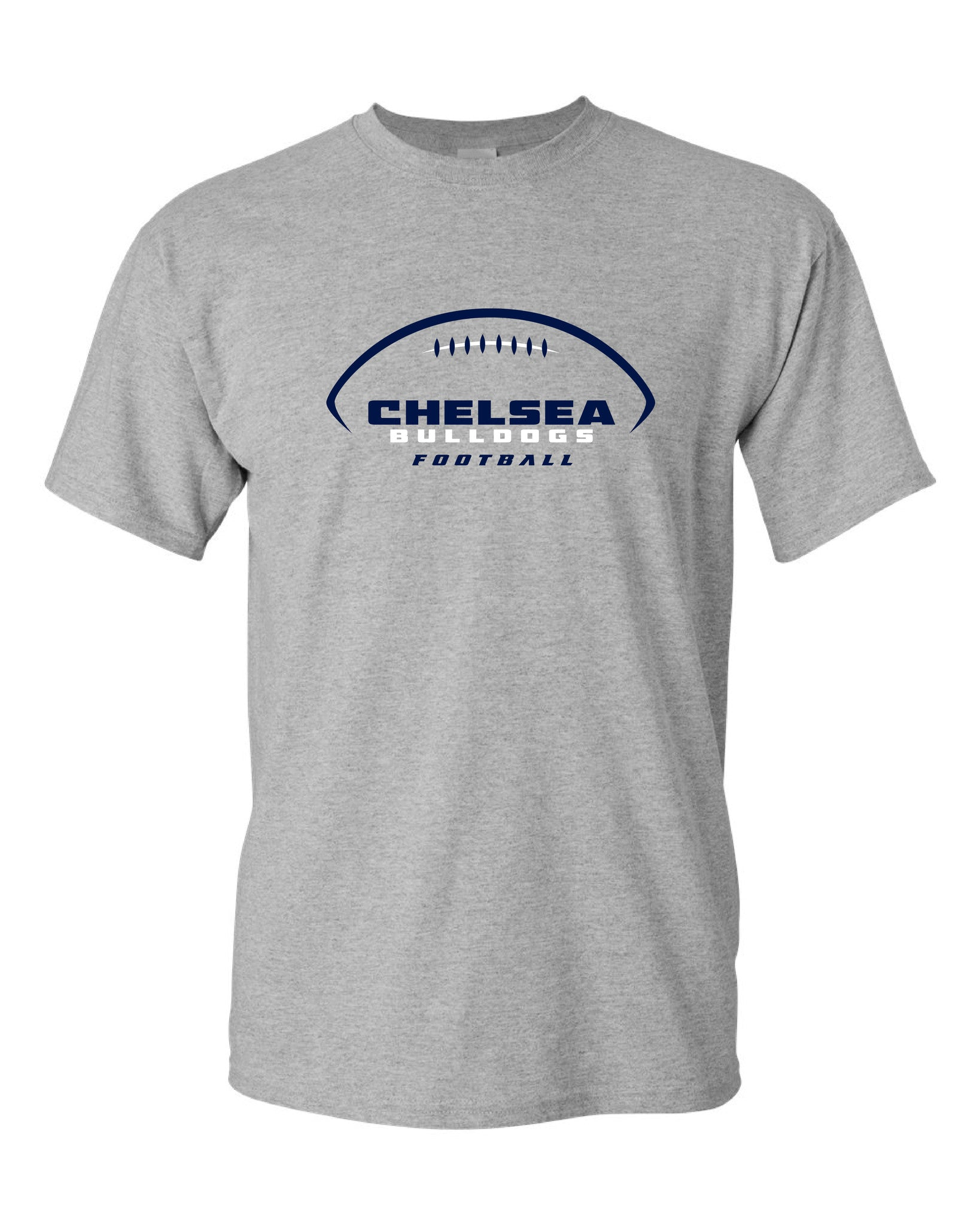 Adult Chelsea Football T-Shirt - D009