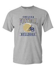 Adult Chelsea Football T-Shirt - D010