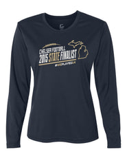 Ladies Chelsea Football State Finalist Long-Sleeve Performance Shirt - D001
