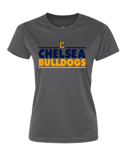 Ladies Bulldogs Performance Shirt - CB004