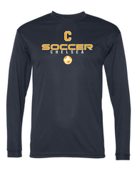 Adult Chelsea Soccer Long-Sleeve Performance Shirt - D009