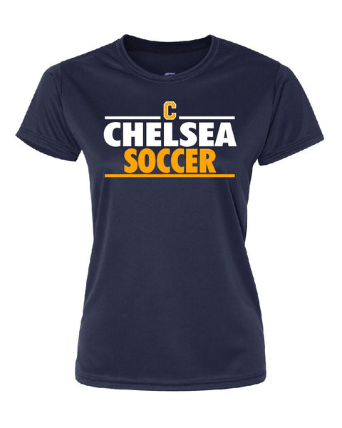 Ladies Chelsea Soccer Performance Shirt - D001