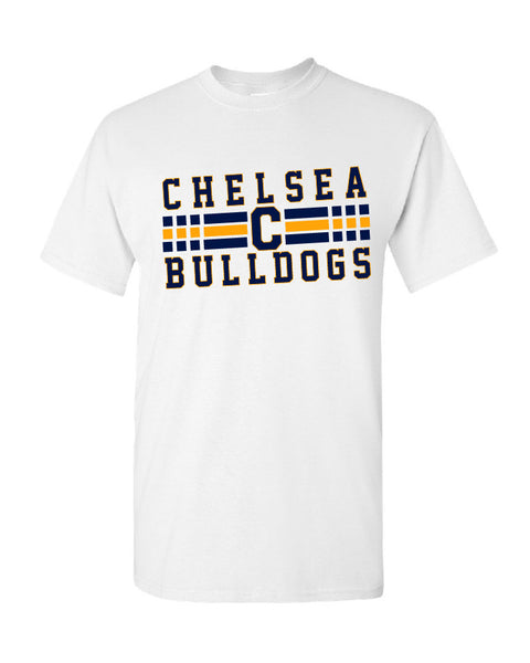 Adult Bulldogs Cotton T-Shirt - CB003