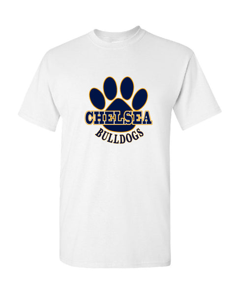 Adult Bulldogs Cotton T-Shirt - CB006