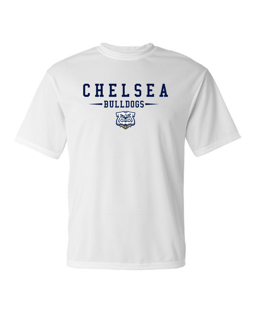 Adult Bulldogs Performance Shirt - CB010