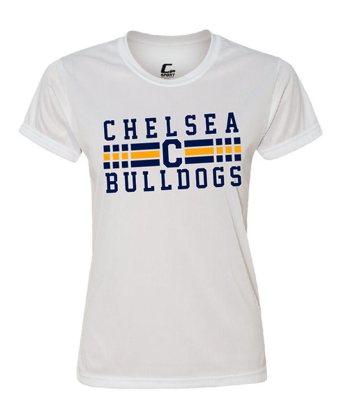 Ladies Bulldogs Performance Shirt - CB003
