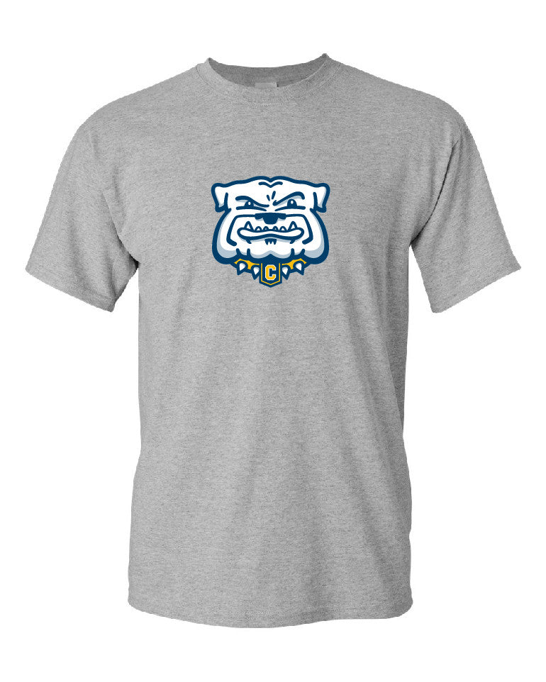Adult Bulldogs Cotton T-Shirt - CB007