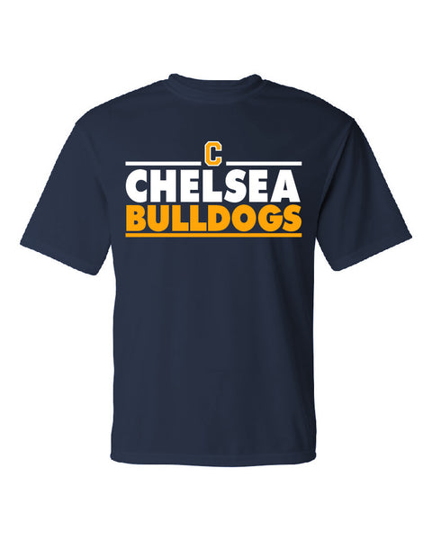 Adult Bulldogs Performance Shirt - CB004