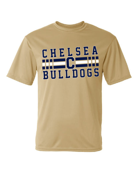 Adult Bulldogs Performance Shirt - CB003