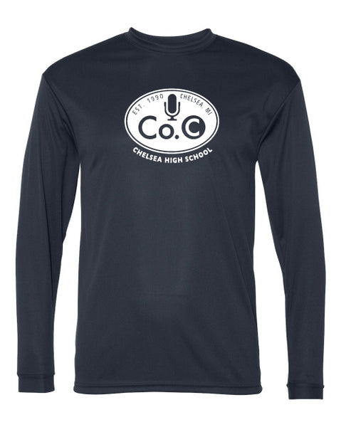Adult Company C Long Sleeve Performance Shirt