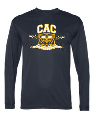 Adult CAC Long Sleeve Performance Shirt