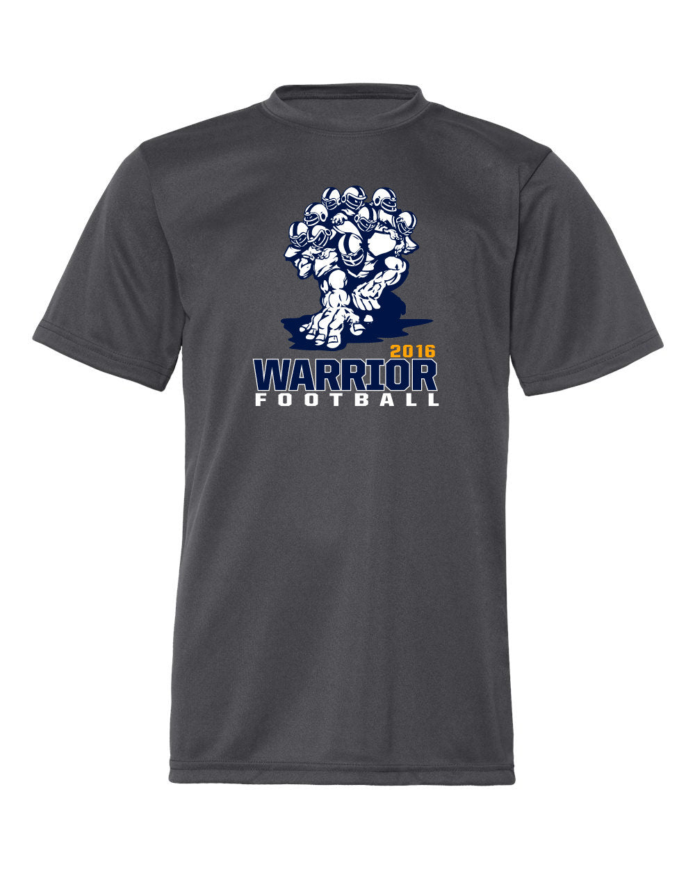 Youth Grass Lake Football Performance Team Shirt
