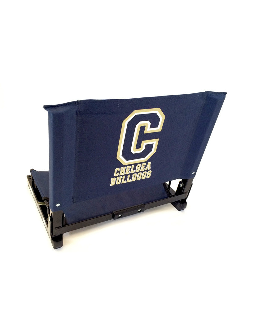 Chelsea Bulldog Stadium Chair CB001