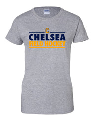 Youth Chelsea Field Hockey Cotton T-Shirt - D001