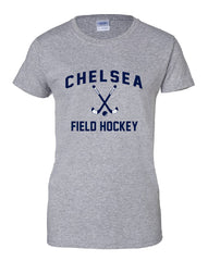 Youth Chelsea Field Hockey Cotton T-Shirt - D002